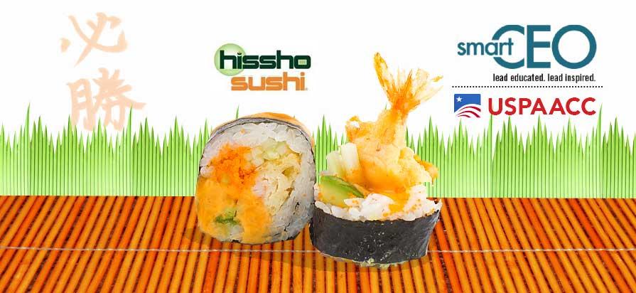Hissho Sushi Wins Multiple Awards for Entrepreneurial Success