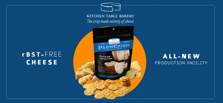 Kitchen Table Bakers Opens New 10,000-Sq.-Ft. Facility to ...