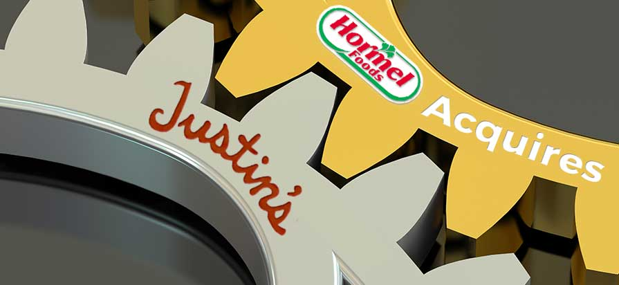 Hormel Acquires Owner of Justin's Brand and Products