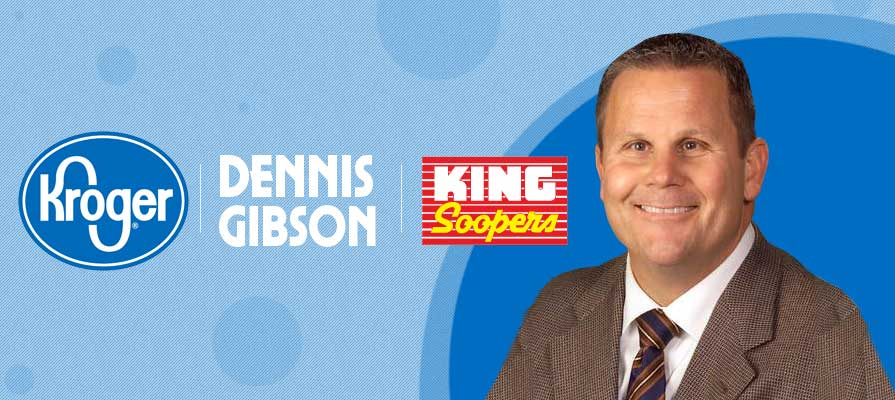 Kroger Names Dennis Gibson President of King Soopers