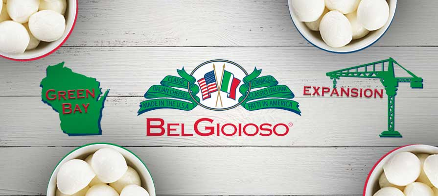 BelGioioso Expands Cheese Plant, Receives Honorary Visit from Governor Scott Walker