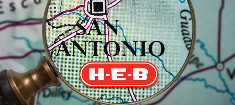 H-E-B Plans Two New San Antonio Locations for 2017