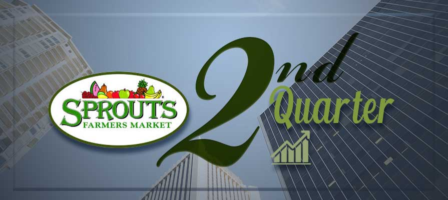 Sprouts Outlines Next Quarter Growth as it Announces its Q2 Financial Results