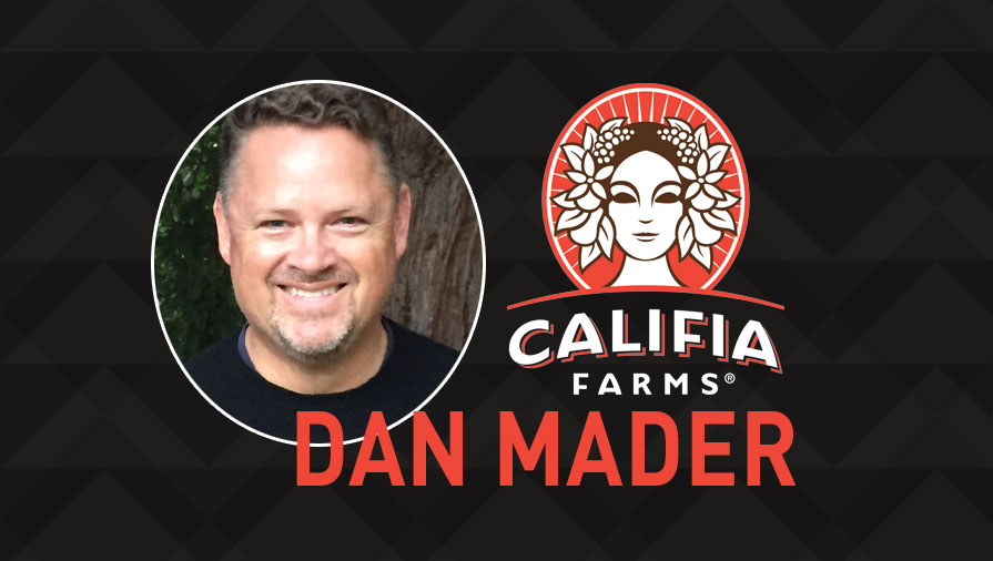 Califia Taps Former Annie's Exec Dan Mader as Pumpkin Spice Latte Cold Brew Returns