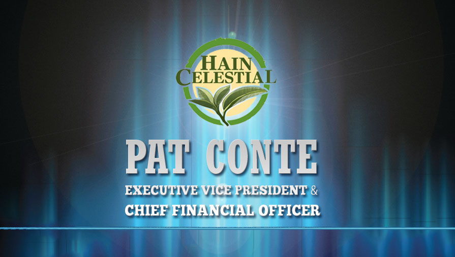 Pasquale Conte to Succeed Hain Celestial's Stephen J. Smith