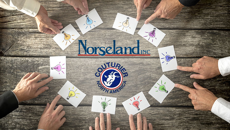 Norseland Inc. Aligns with Couturier North America, LLC