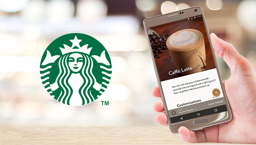 New Starbucks App Lets You Order Coffee and Pastries from Bed