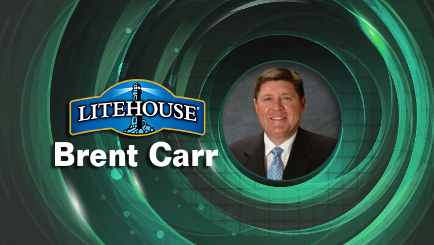 Litehouse Foods Promotes Brent Carr to Senior Vice President of Sales & Marketing