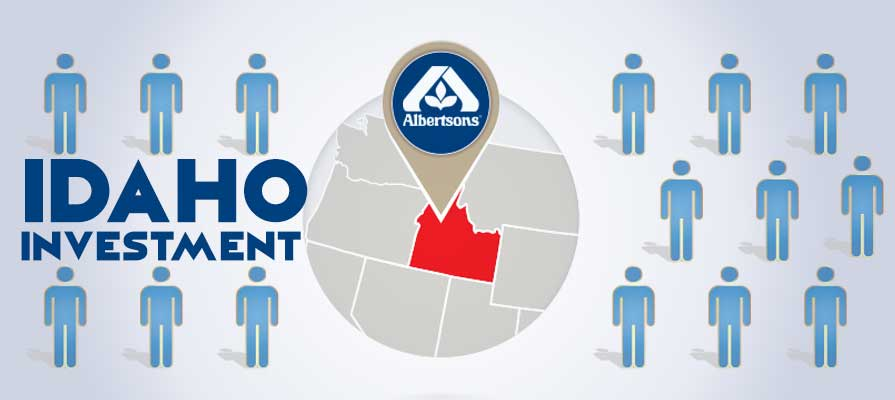 Albertsons to Expand Operations in Idaho
