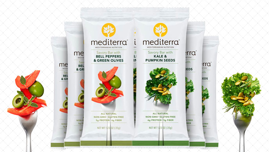 Mediterra® Launches Two New Nutrition Bars