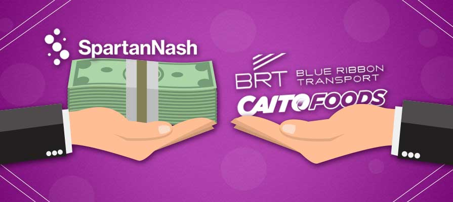 SpartanNash Sees Up-Tick Post $217M Caito Acquisition