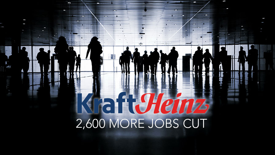 Kraft to Close Seven Plants and Cut 2,600 Jobs Over the Next Two Years