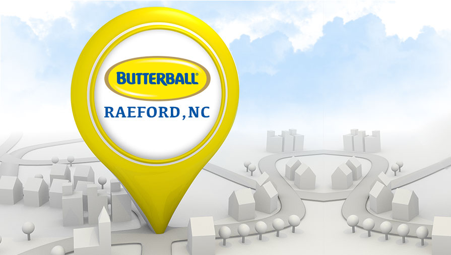 Butterball Hosts Grand Opening for New Processing Plant in North Carolina