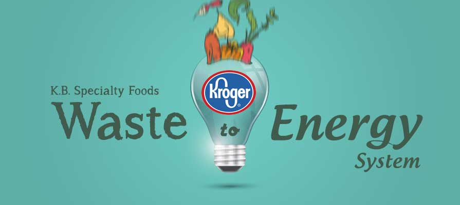 Kroger's K.B. Specialty Foods Unveils New Energy System at Indiana Facility