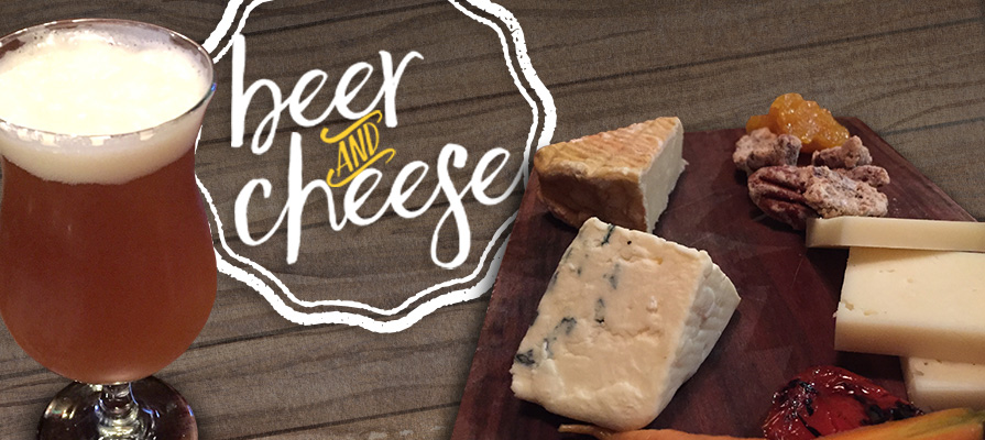 Beer & Cheese Pairings: Rolling Thunder Dortmunder, Featuring Marin French, Point Reyes, Rumiano