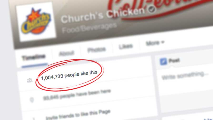 Church's Chicken's Digital Marketing Push Pays Off