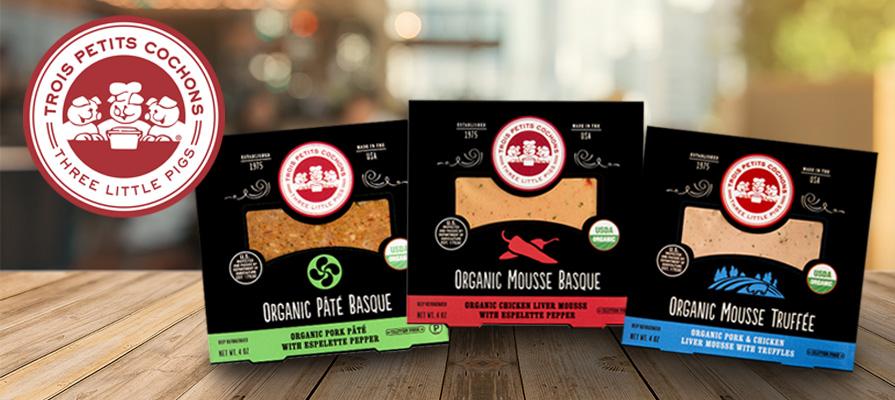 Exclusive: Les Trois Petits Cochons Expands Organic Line