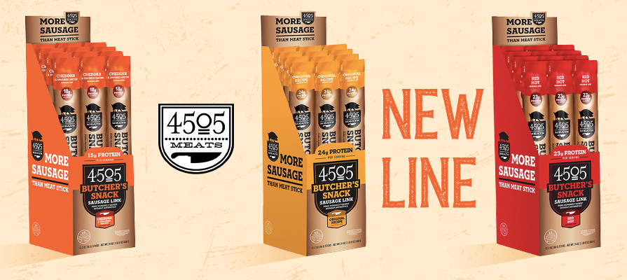 4505 Meats Reveals Line of Chef-Created Sausage Snacks; Ryan Farr Shares