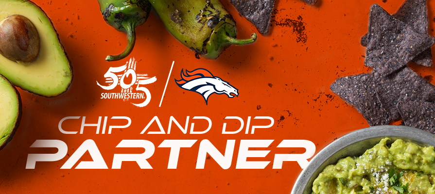 505 Southwestern® Partners with the Denver Broncos; Rob Holland Discusses