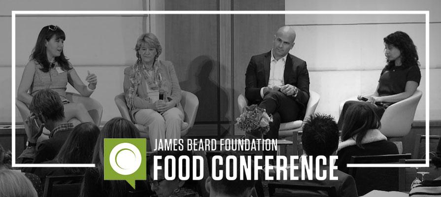 James Beard Foundation Announces Seventh Annual JBF Food Conference