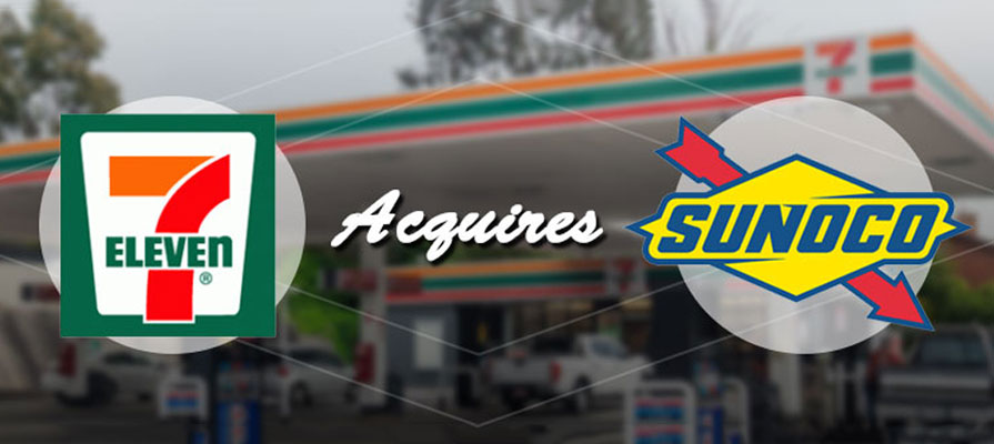 Sunoco Bought by 7-Eleven for $3.3 Billion