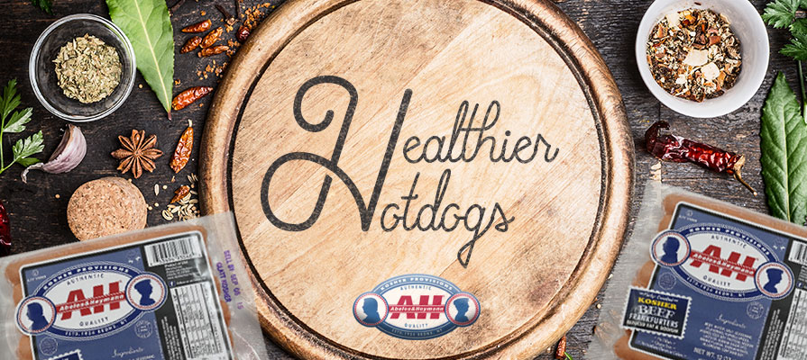 Abeles & Heymann Offer Healthier, Kosher Options for Hot Dog Enthusiasts