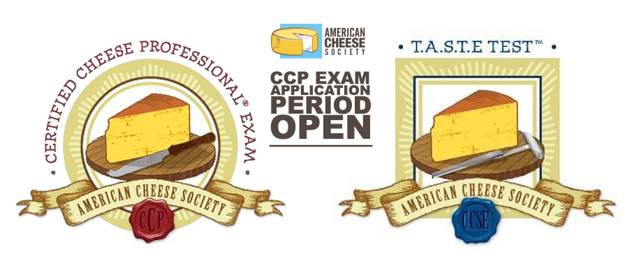 American Cheese Society Opens Application Period for Industry Credential Exams