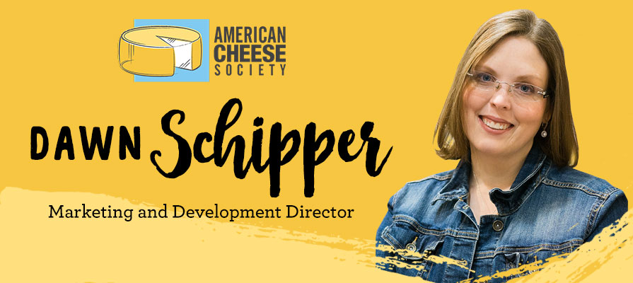 American Cheese Society Welcomes New Marketing and Development Director