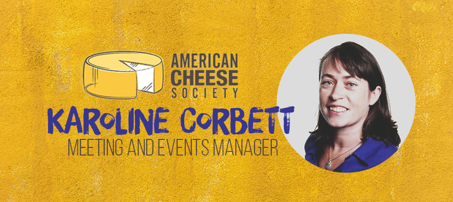 American Cheese Society Hires Karoline Corbett New Meeting and Events Manager