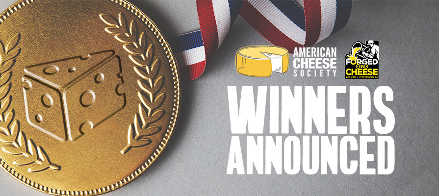 American Cheese Society Announces Winners for 2018 Contest