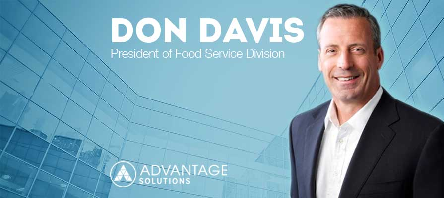 Industry Veteran Don Davis Named President of Waypoint Foodservice Division