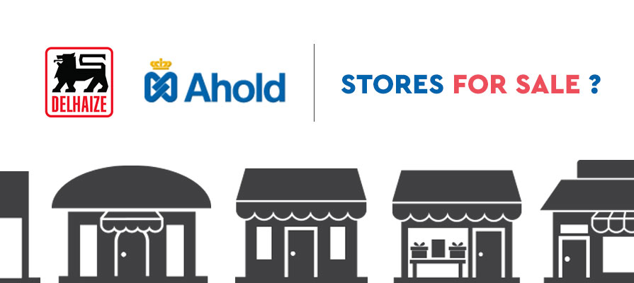 Ahold & Delhaize May Sell Stores for Merger Approval