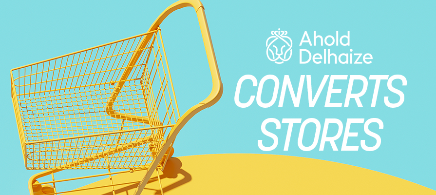 Ahold Delhaize Announces Completion of Albert Heijn's Acquisition of DEEN Stores; Begins Converting Locations; Marit van Egmond and Wouter Kolk Discuss