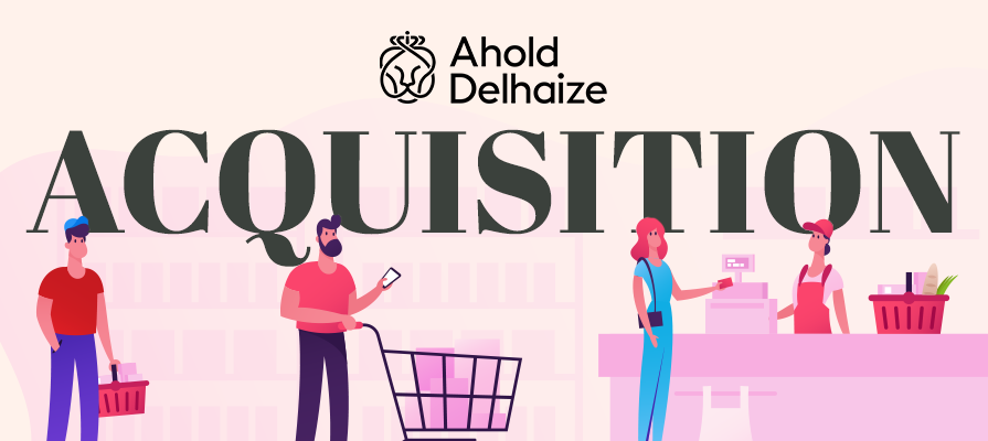 Ahold Delhaize Acquires 39 DEEN Stores