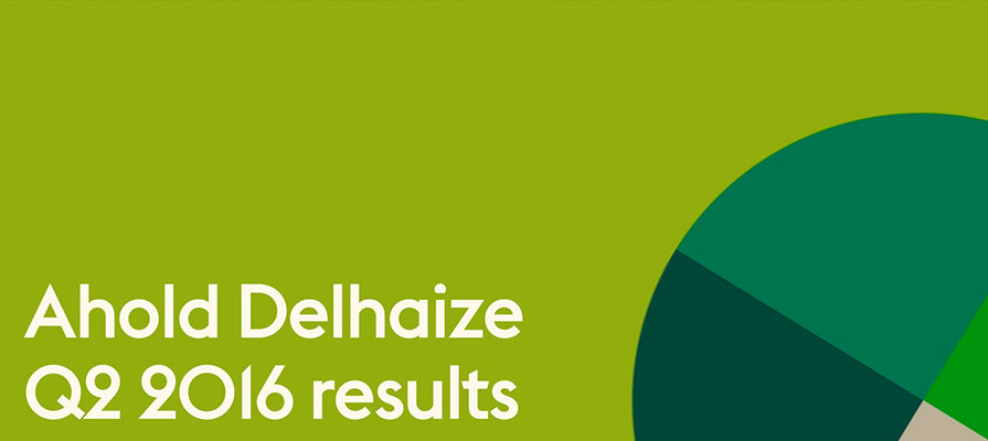 Ahold Delhaize Beats Earnings Expectations on Q2 2016 Report