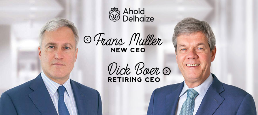 Dick Boer to Step Down as Ahold Delhaize CEO, Frans Muller to Assume Role