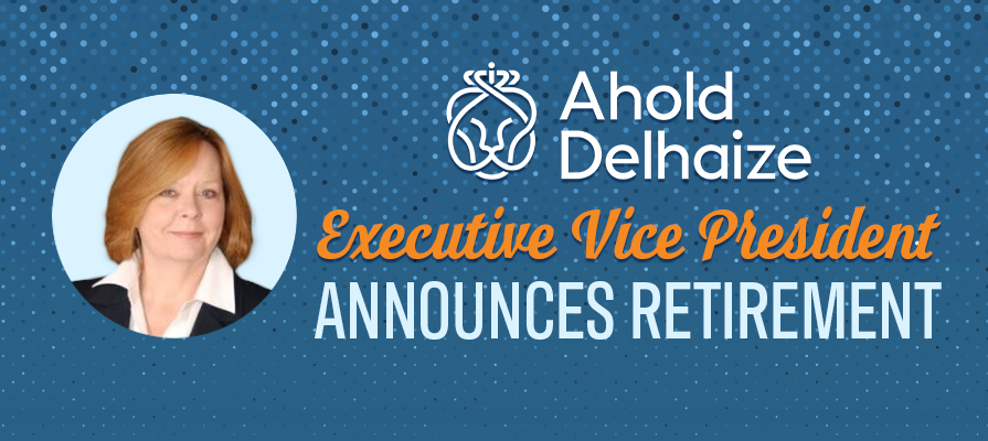 Ahold Delhaize Division, Retail Business Services, Announces the Retirement of Kathy Russello, Executive Vice President of People Systems And Services