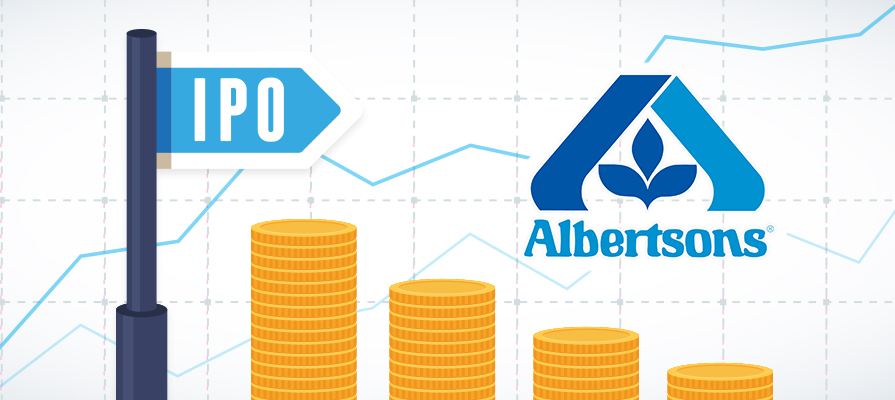 Albertson's Kicks Off $100 Million IPO Process