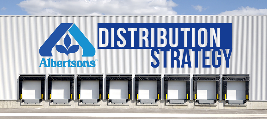 Albertsons Streamlines Eastern Distribution