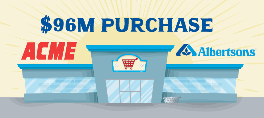 Albertsons Division ACME Markets Posts Winning Bid in Auction for 27 Kings Food Markets and Balducci's Food Lover's Markets