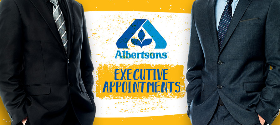 Albertsons Appoints Dennis Clark and Pat Brown to Executive Positions in its Marketing and Merchandising Team