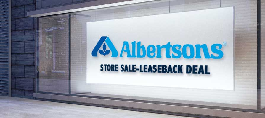 Albertsons Makes $720M Store Sale-Leaseback Deal with CF Albert LLC