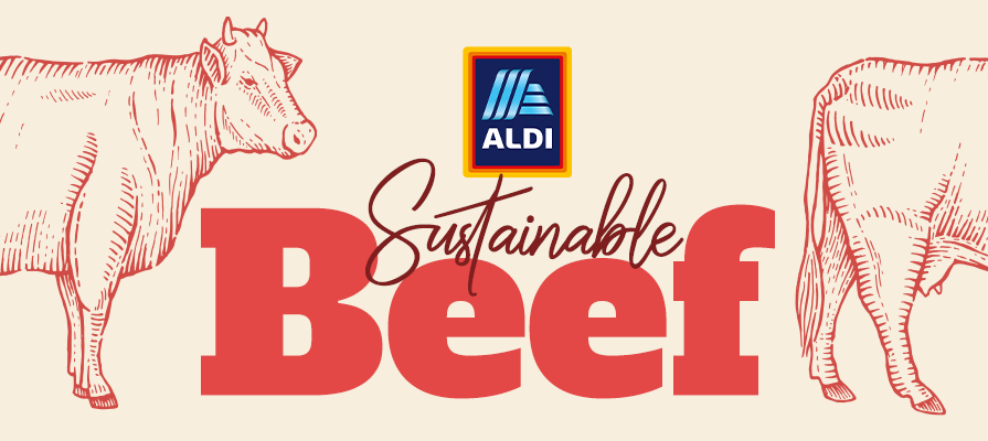 Aldi Unveils New Sustainable Beef Supply Chain