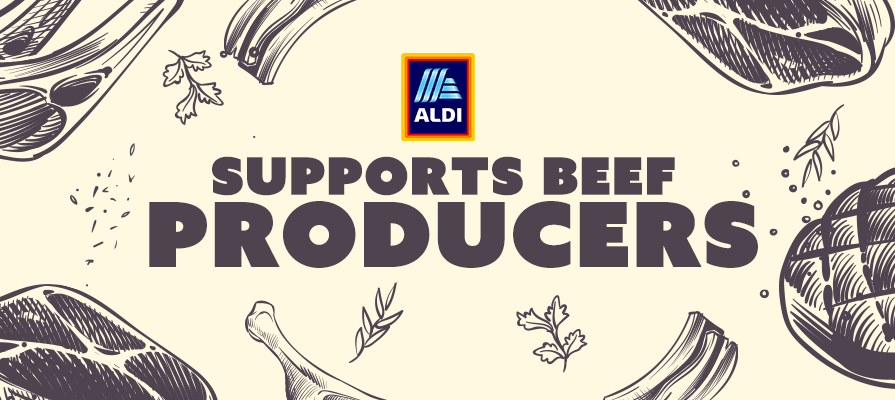 Aldi Supports Beef Producers