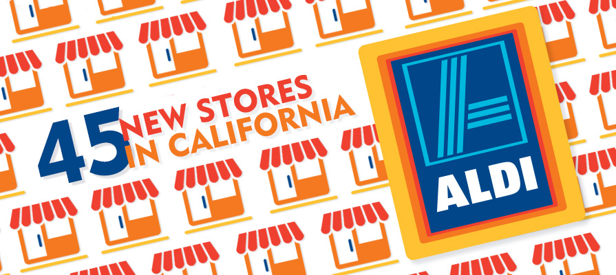 Aldi to Open 45 Southern California Stores