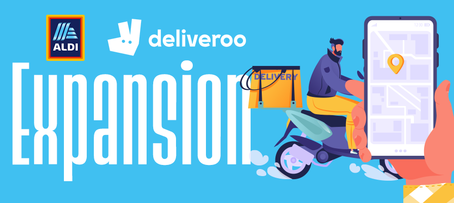 Aldi Expands Size of Deliveroo Trial