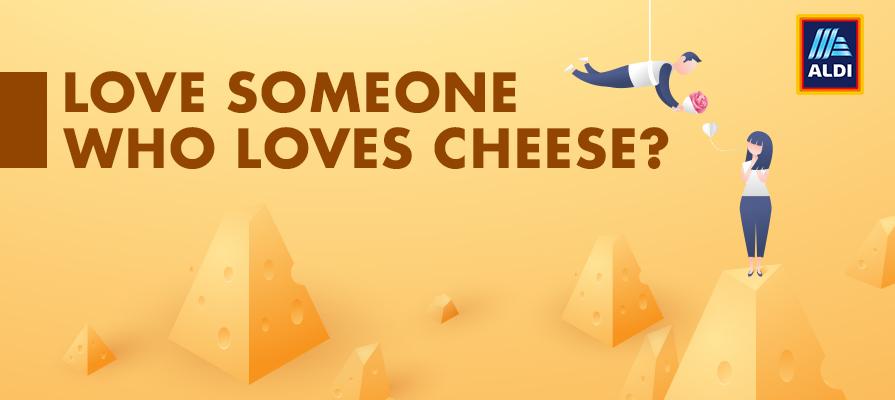 Aldi Offers Cheesy Valentines