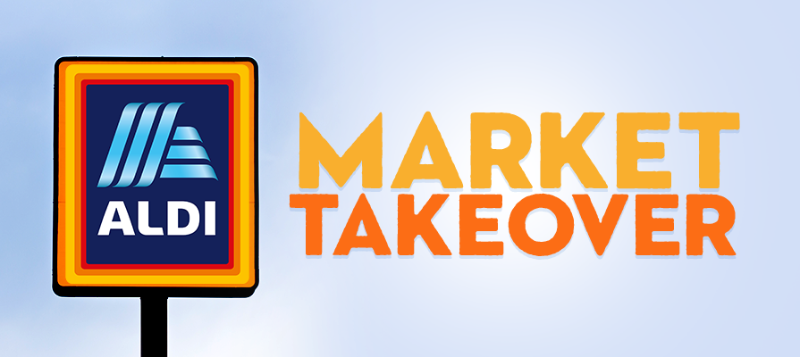 Aldi Launches Market Takeover in Ireland