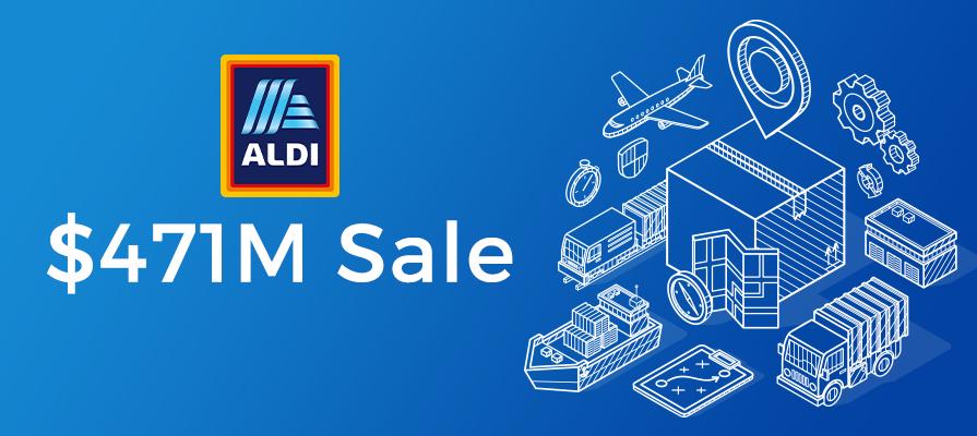 Aldi Announces Sale of Logistics Portfolio for $471M