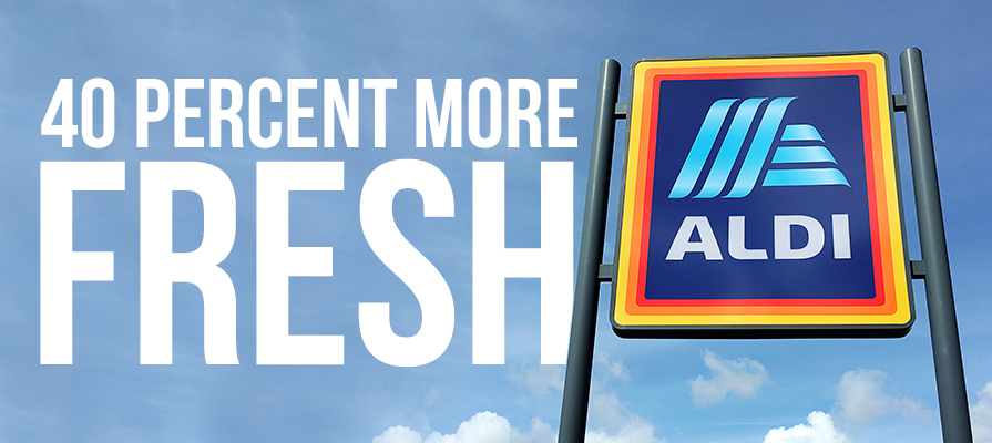 Aldi Announces 40 Percent Expansion in Fresh Food Offerings